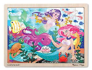 Brand New Melissa & Doug - Jigsaw Puzzles