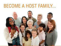 Urgent - 4 Host Families Needed - July 23 - Aug. 18 (26 nights)