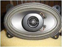 pour auto -  dash mount kit, speakers