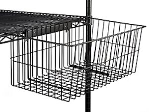 Industrial Mobile Wire Shelves (from Uline) Strathcona County Edmonton Area image 5