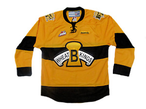 WANTED: Wheat Kings Jersey