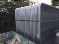 🔗New Heras Style Security Fencing Panels