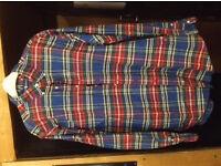 Ralph Lauren shirt XL multi colour