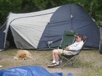WYOMING 6 PERSON TENT  -  ON HOLD