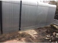 🚀New Security Heras Style Security Fencing Panels • Excellent Quality