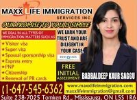 Immigration Services at affordable price- Call 647-545-6362