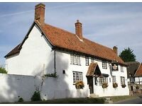 Busy village pub requires an experienced Chef immediate start
