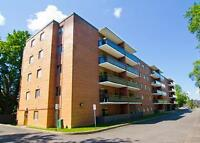 Spacious one bedroom apartment for rent in well-maintained Ajax