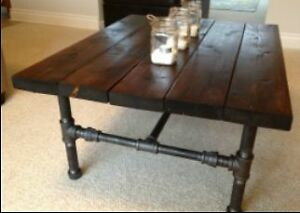 Custom Coffee Tables starting at only $295 London Ontario image 2