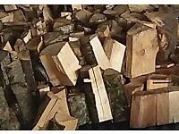 Fire wood seasoned for sale