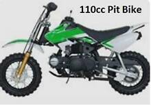 NEW ARRIVALS - 110cc, 125cc, 140cc, 160cc Dirt / Trial / Pit Bike Kingston Logan Area Preview