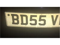 Vauxhall zafira design 55plate
