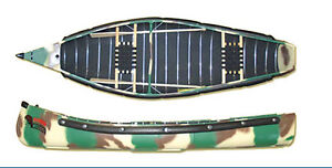 Sportspals 12- 14 ft square stern aluminum light weight canoes