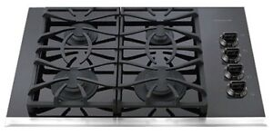 Gas Cooktop -Frigidaire Gallery 30'' !!! Brand new !!!