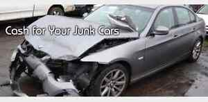 Offering $CASH$ for your junk cars, trucks, suv's etc!