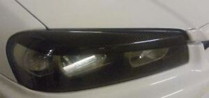 Brand New 99-04 Skyline R34 GTR Carbon Fiber Eyebrows Pair