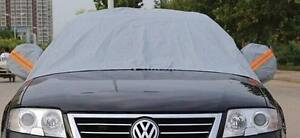 Snow and Ice Resistant Car Cover