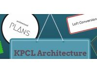 Architectural Services / Drawings / Lease Plan / Planning / Loft and Kitchen Extension