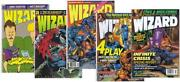 Wizard Magazine Lot
