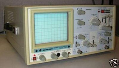 Bk Precision 40 Mhz Oscilloscope Model 1541a