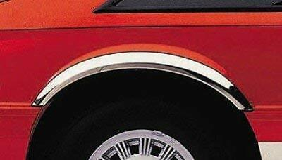 FENDER TRIM FOR CADILLAC SEVILLE 1998-2004 Mirror Polished Stainless Steel SET/6
