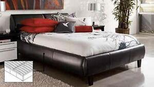 - Queen Platform Bed (IF-193B)