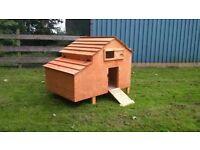 Hen house / chicken coop