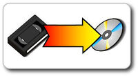 Old Home Videos to DVD or Digital File Transfers.