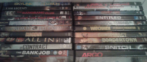 DVD lot mostly older movies