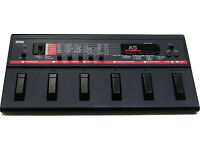 For Sale: Korg A5 Guitar Effects Pedal Board