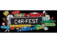 carfest weekend camping adult ticket (age 17+)-cost price