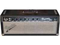 WANTED Fender Prosonic/Supersonic/Bassman/Concert Head - Cash or Trade (see listing)