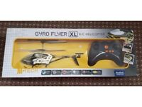 GYRO FLYER XL REMOTE CONTROL HELICOPTER