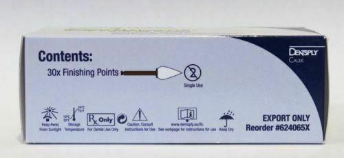 Dentsply Enhance Finishing Points Composite Polishing Pack of 30 pc