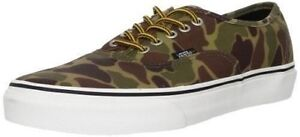 GENUINE VANS LIMITED EDITION CAMO SHOES SIZE MENS US 11 BRAND NEW Rowville Knox Area Preview