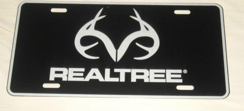 Realtree License Plate Ebay