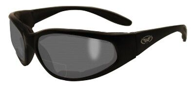 Hercules Z87 Bifocal 1.5 Fireman Police Padded Safety Glasses Anti Fog (Firefighter Sunglasses)