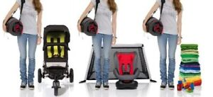 Stroller carseat travel bag