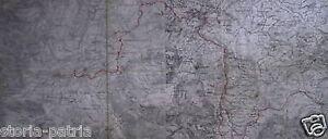 IRPINIA-AVELLINO-VOLTURARA-TORELLA-LIONI-STAZIONI-ANTICA-CARTOGRAFIA