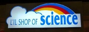 Lil' Shop Of Science- Business For Sale