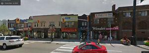 RETAIL / COMMERCIAL SPACE FOR LEASE -DANFORTH & CHESTER