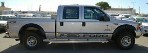 2003 Ford F250 XLT Silver 4 Speed Automatic Utility Bellevue Swan Area Preview
