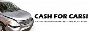TOP DOLLAR FOR ALL SCRAP CARS / UTES / VANS Ashcroft Liverpool Area Preview