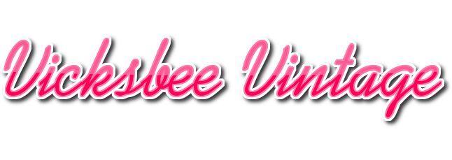 Vicksbee Vintage