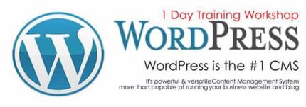 Learn WordPress Today - 1 Day WordPress Training Adelaide CBD Adelaide City Preview