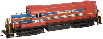 Atlas RS36, National #1800 Diesel Locomotive DCC Ready  HO scale on Rummage