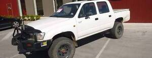 Wanted: Car Removal Adelaide TOYOTA HILUX, HIACE, L/CRUSER & TRUCKS