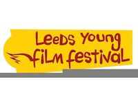 Festival Volunteers required for Leeds Young Film Festival from Thurs 13th to Mon 17th April 2017