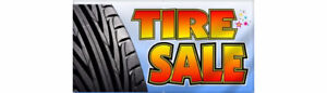 MASSIVE USED WINTER TIRE BLOWOUT SALE!!!