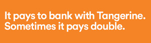 GET $50 WHEN SIGNUP TO TANGERINE USING CODE BELOW!